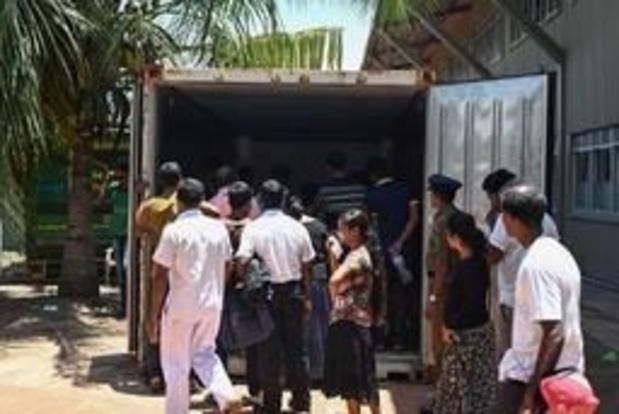 Sri Lanka: nouveau couvre-feu dans la nuit de lundi à mardi