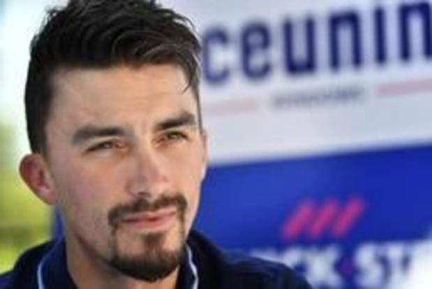 """Amstel Gold Race - Alaphilippe: """"Ik begrijp het niet goed"""""""