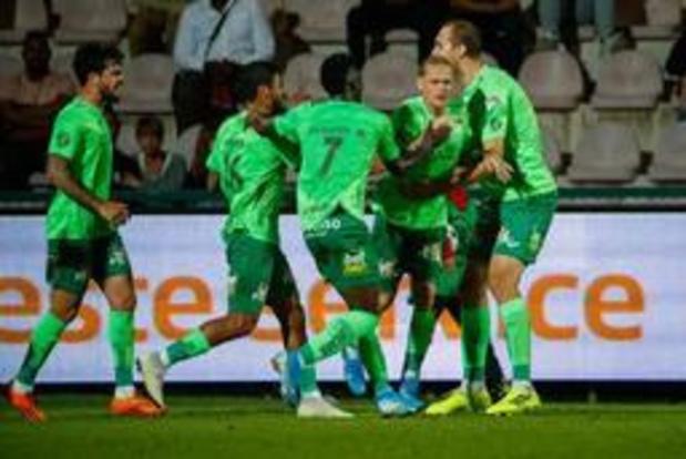 Jupiler Pro League - Courtrai et Ostende se quittent sur un partage 2-2 au terme d'un match à rebondissements