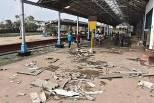 Trente-cinq morts dans des tempêtes en Inde