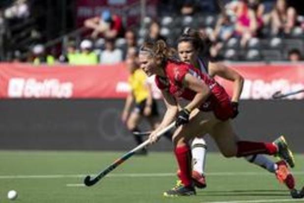 Hockey Pro League - Les Red Panthers n'ont pas trouvé la solution face à l'Allemagne