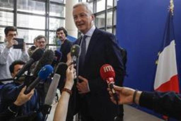 Frankrijk houdt ondanks Amerikaanse dreigementen vast aan digitaks