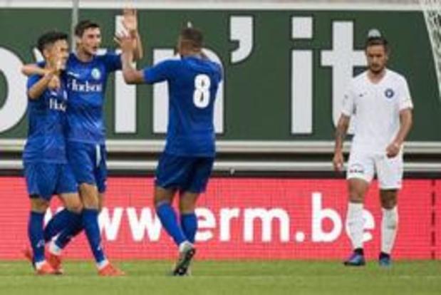 Europa League - AA Gent maatje te groot voor Viitorul