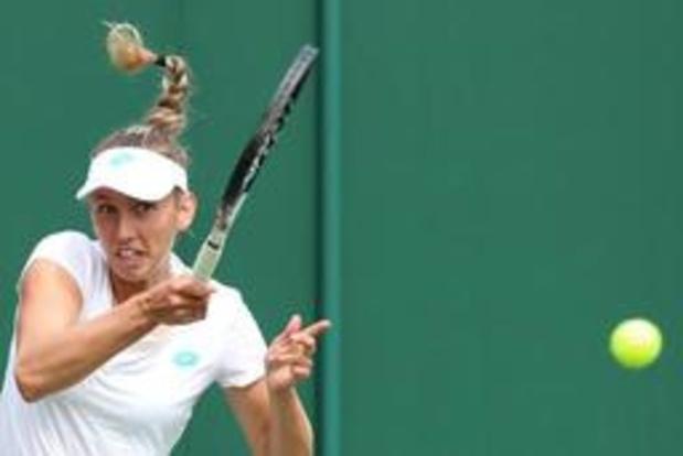 Elise Mertens expéditive pour son 1er tour: Ferro battue 6-2, 6-0 en 48 minutes