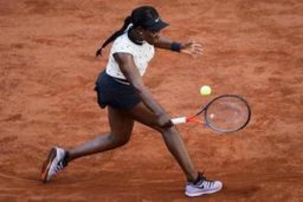 Roland Garros - Stephens kegelt Muguruza uit toernooi en speelt kwartfinale tegen Konta