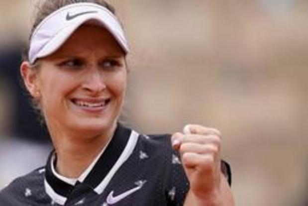 Roland-Garros - Ashleigh Barty en Marketa Vondrousova spelen onuitgegeven vrouwenfinale