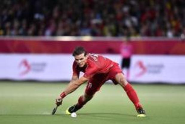 """Euro 2019 de hockey - """"Les Red Lions ne sont pas encore au top"""", estime Felix Denayer"""