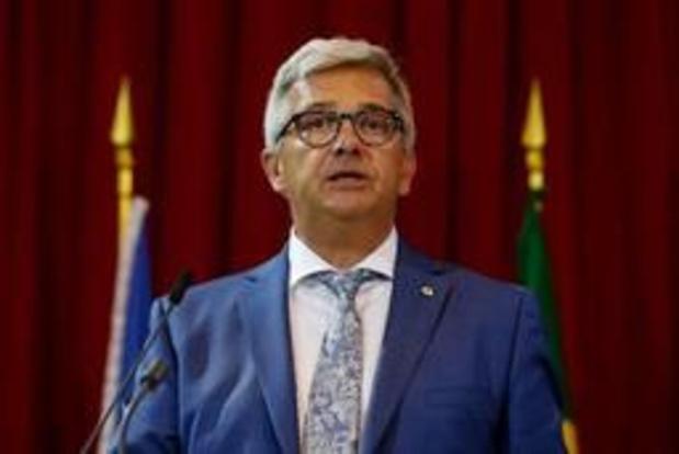 Rijverbod en boete voor gewezen Vlaams parlementsvoorzitter