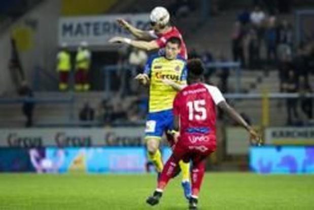 Jupiler Pro League - Waasland-Beveren houdt de drie punten thuis tegen Moeskroen