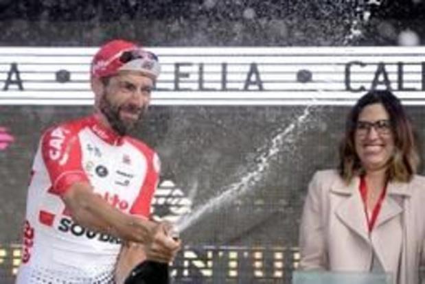 Ronde van Catalonië - Thomas De Gendt ook bergtruiwinnaar in Catalonië