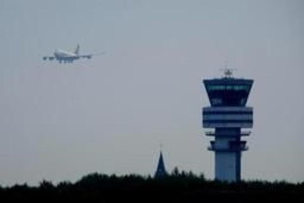 Weyts wil luchtverkeersleiders Defensie stand-by houden
