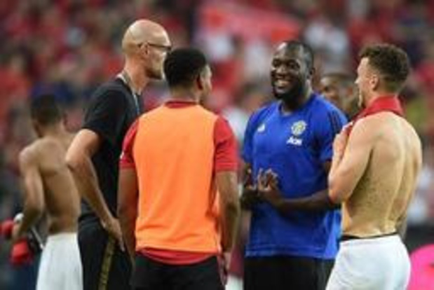 Manchester United zonder Lukaku naar Noorwegen