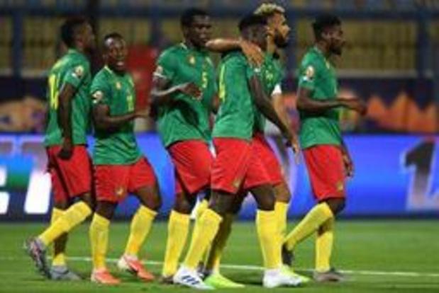 Africa Cup 2019 - Titelverdediger Kameroen mist start niet