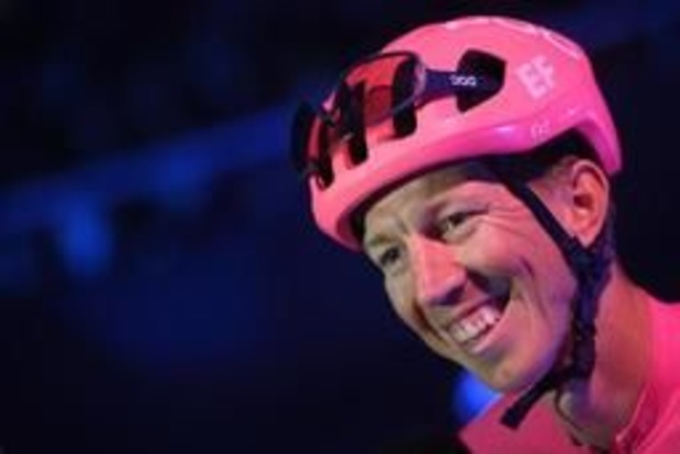 Sep Vanmarcke staat ondanks blessures aan de start