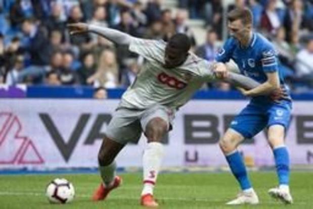 Jupiler Pro League - Standard wint de strijd om de derde plaats