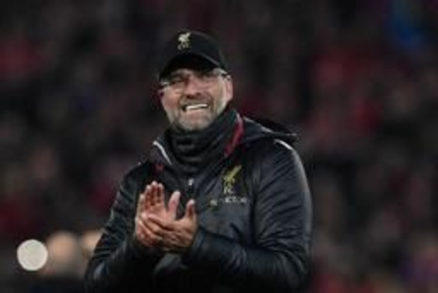 Champions League - Liverpool-coach Klopp roemt zijn team, Barça-trainer Valverde baalt als stekker