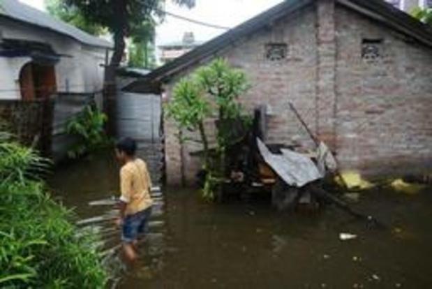 Près de 870.000 personnes touchées par les inondations en Inde