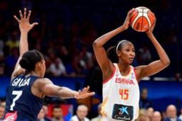 Euro de basket (d) - L'Espagne domine la France en finale et conserve son titre, une première depuis 1991