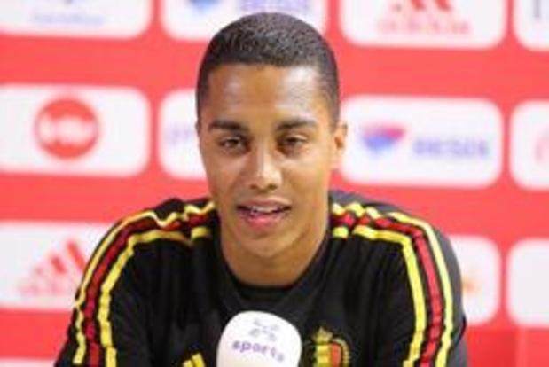 """Youri Tielemans over toekomst: """"Er is een akkoord met Monaco om te vertrekken"""""""