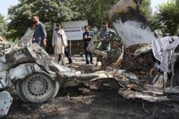 Acht doden na explosie in Afghaanse hoofdstad Kaboel