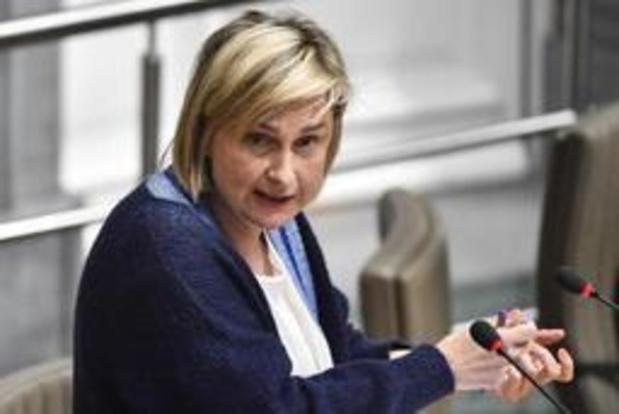 Meer vrouwen in Vlaams Parlement