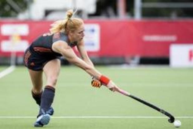 Hockey Pro League - Les Pays-Bas battent l'Australie en finale et décrochent le 1er trophée féminin