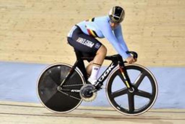 "Europese Spelen - Nicky Degrendele na ontgoochelende zevende plaats: ""Ik wilde geen risico's nemen"""