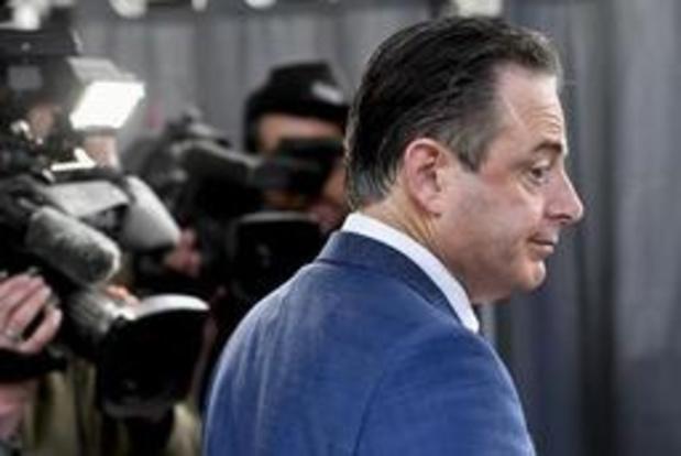 La poursuite de la coalition au pouvoir en Flandre n'apparait pas évidente