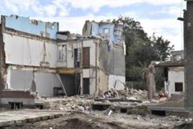 Hulpdiensten ronden interventie na explosie in Wilrijk af