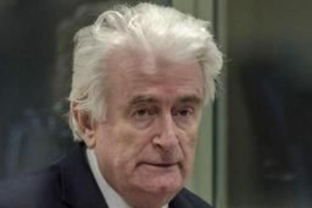 Beroep van Bosnisch-Servische leider Karadzic verworpen