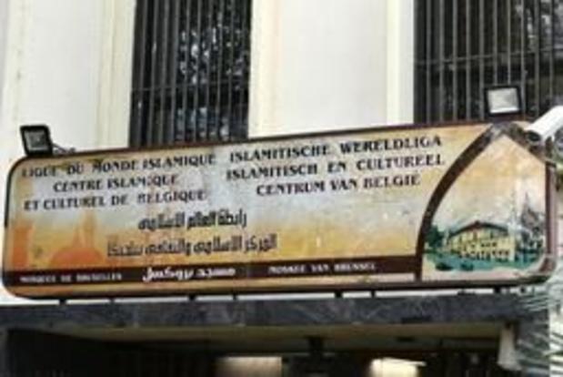 Gestion provisoire à la Grande Mosquée de Bruxelles