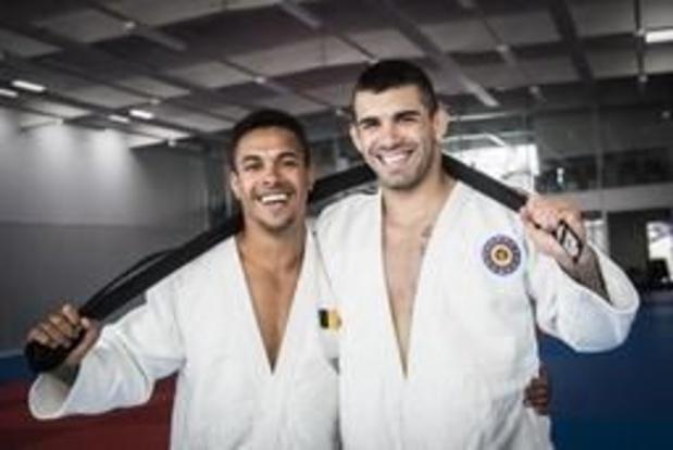 België trekt met twaalf judoka's naar Europese Spelen