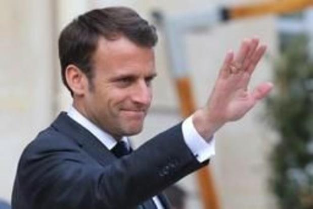 """L'opposition souligne la """"lourde responsabilité"""" de Macron avant son intervention"""