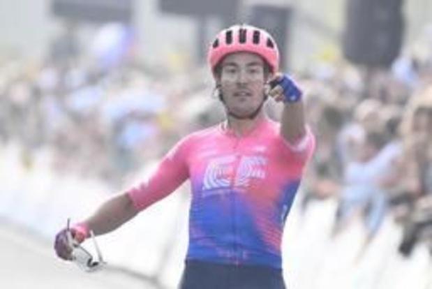 Alberto Bettiol surprend les favoris pour s'offrir le Tour des Flandres