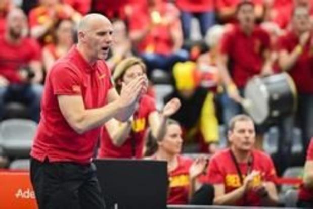 """Fed Cup - Van Herck wil niet lang treuren om degradatie: """"Er volgend jaar weer staan"""""""