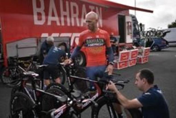 UCI haalt dopingverdachte Kristijan Koren (Bahrain Merida) uit koers