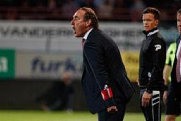 KV Kortrijk in beroep tegen schorsing Yves Vanderhaeghe