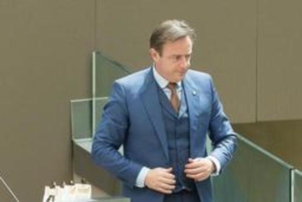 De Wever neemt vandaag geen beslissing meer over coalitiepartners