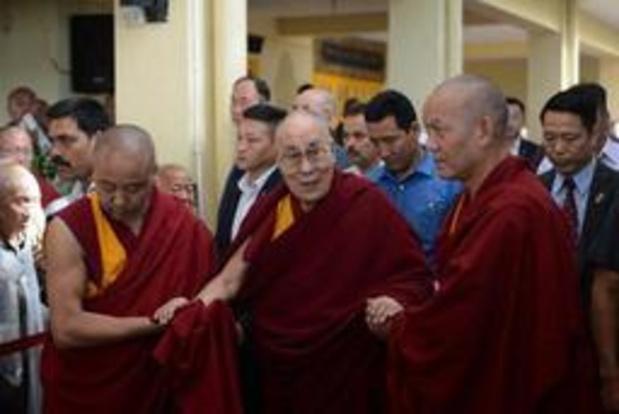 Le dalaï lama s'excuse pour un commentaire jugé sexiste