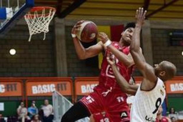 Anvers rejoint Ostende en finale des playoffs