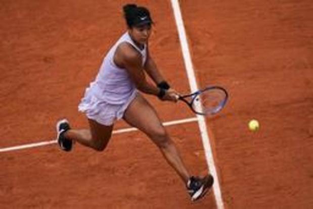 Osaka moet inpakken na nederlaag tegen Siniakova, geen derde grandslamtitel op rij