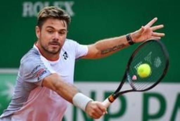 ATP Rome - David Goffin face à Stan Wawrinka au premier tour