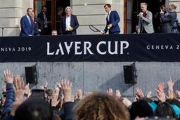 La Laver Cup devient un tournoi officiel de l'ATP