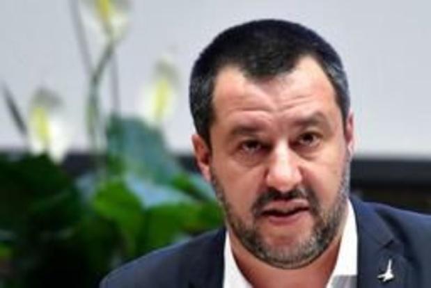 Poging van Salvini mislukt: Europees parlement krijgt geen eengemaakte anti-Europese fractie