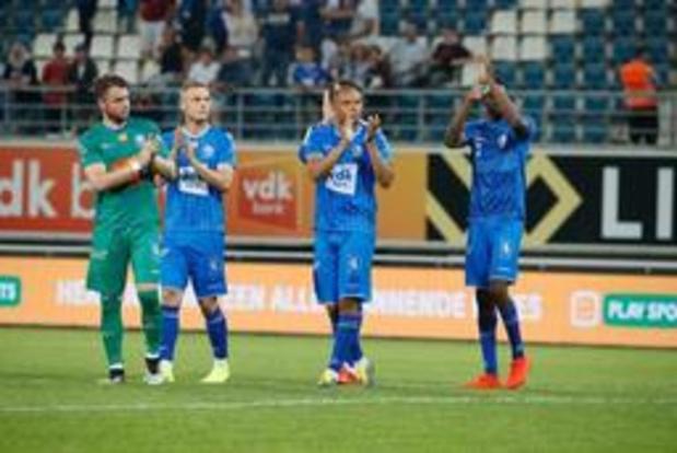 Jupiler Pro League - Gent speelt gelijk in laatste oefenwedstrijd