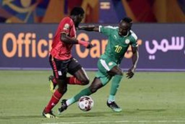 CAN 2019 - Le Sénégal écarte l'Ouganda et rejoint le Benin en quarts de finale