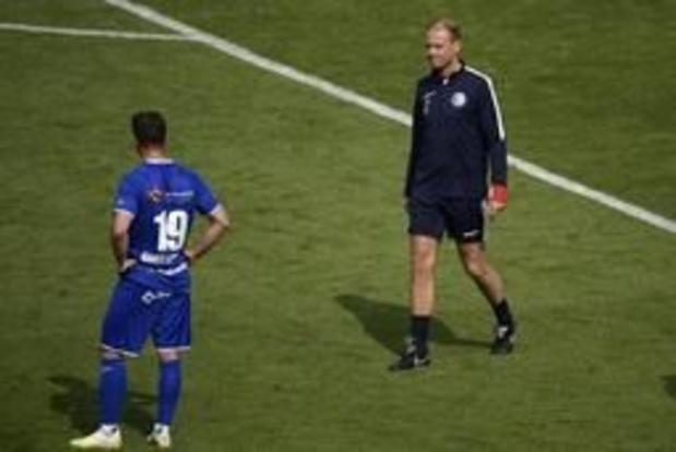 """Croky Cup - Gent-coach Jess Thorup beleeft een van """"ergste dagen"""" in zijn carrière"""