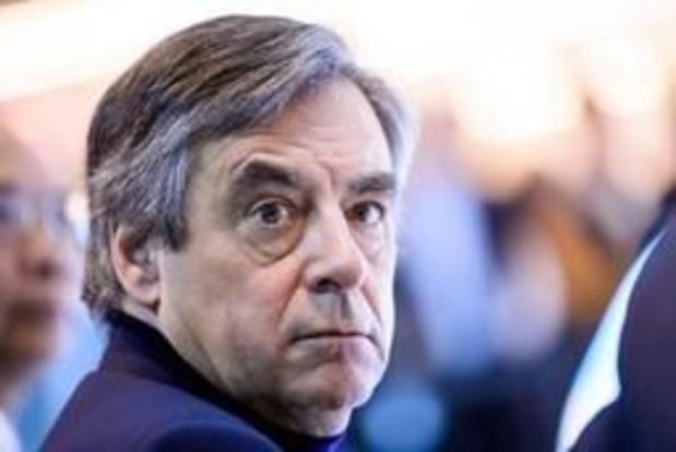 Franse ex-premier Fillon en echtgenote doorverwezen naar correctionele rechtbank