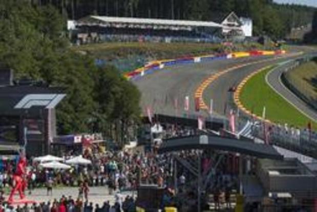 F1 - Le Grand Prix de Belgique est maintenu dimanche malgré le décès d'un pilote de Formule 2