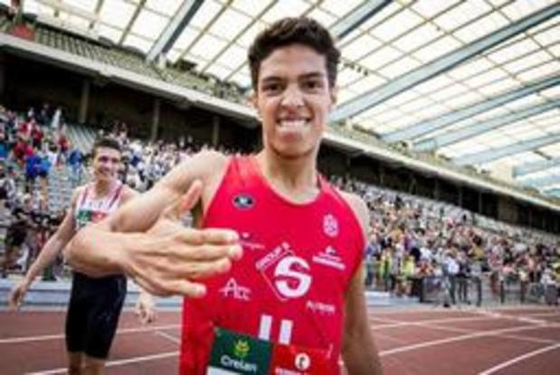 Mémorial Van Damme - Parmi les stars de la finale de la Diamond League, les Belges jouent leur ultime chance
